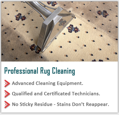 Professional Rug Cleaning Plano TX
